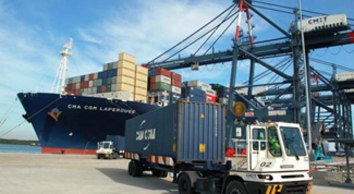 Lượng container qua cảng Cái Mép tăng 23%, Cát Lái giảm 6%