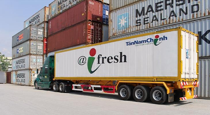 Vận tải hàng hóa 8 tháng đầu năm 2019 tăng 8,8%