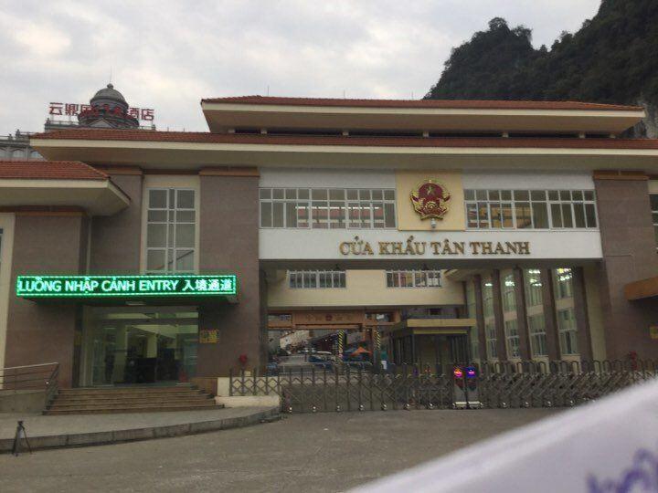 Dự kiến thông quan ngày 10/2, Tân Thanh lập đội tài xế xuyên biên giới